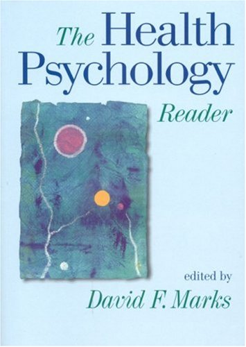 Health Psychology Reader   2002 9780761972716 Front Cover