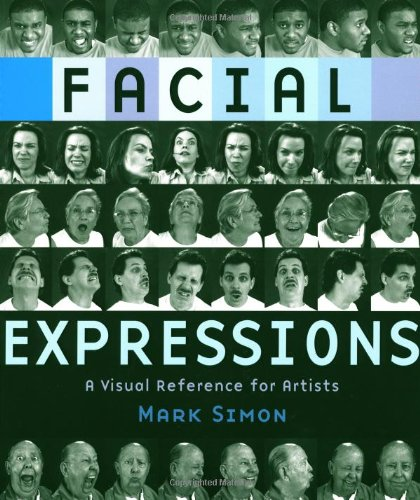 Facial Expressions A Visual Reference for Artists  2005 edition cover
