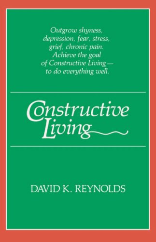 Constructive Living   1984 edition cover