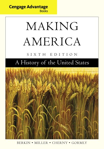 Making America  6th 2013 edition cover