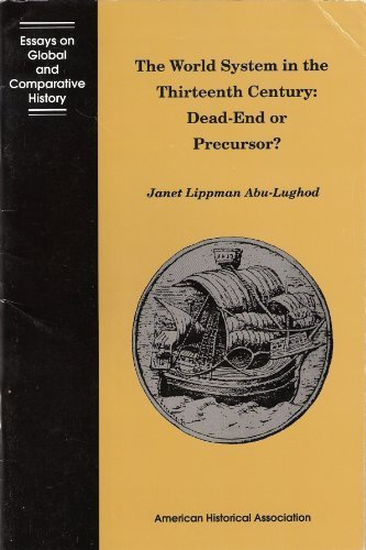 World System in the Thirteenth Century Dead-End or Precursor? N/A edition cover