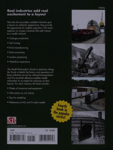 Industries along the Tracks 4   2010 edition cover