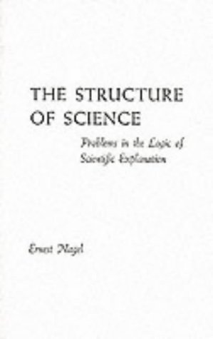 Structure of Science  Reprint edition cover
