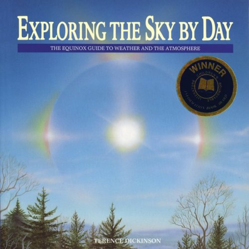 Exploring the Sky by Day The Equinox Guide to Weather and the Atmosphere Reprint edition cover