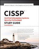 CISSP Certified Information Systems Security Professional Study Guide 7th 2015 edition cover