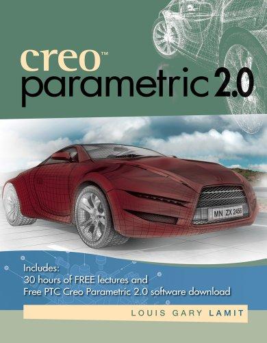 Creo Parametric 2. 0   2014 edition cover