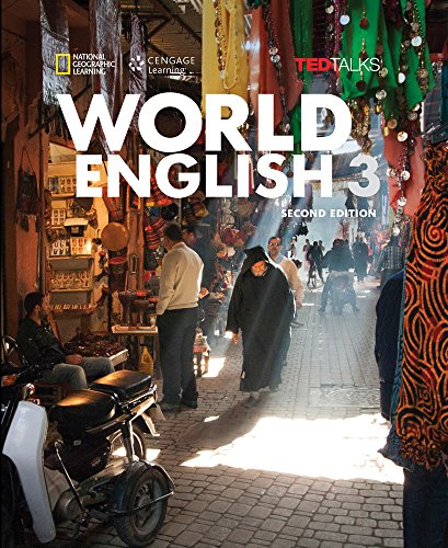 WORLD ENGLISH 3-TEXT ONLY               N/A edition cover