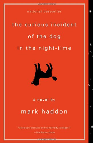Curious Incident of the Dog in the Night-Time  N/A 9781400032716 Front Cover