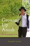 Growing up Amish The Rumspringa Years 2nd 2014 edition cover