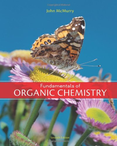 Fundamentals of Organic Chemistry  7th 2011 edition cover