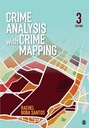 Crime Analysis with Crime Mapping  3rd 2013 edition cover
