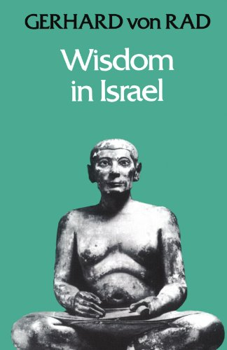 Weisheit in Israel  Reprint  edition cover