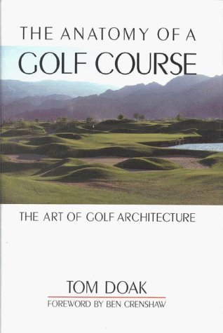 Anatomy of a Golf Course  2nd 1992 edition cover