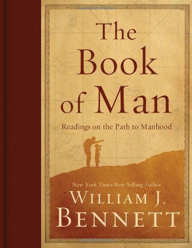 Book of Man Readings on the Path to Manhood  2011 edition cover