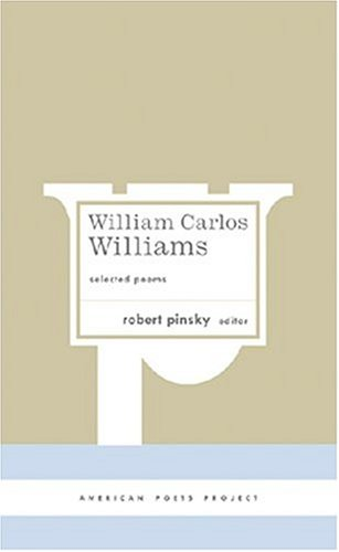William Carlos Williams - Selected Poems   2004 edition cover