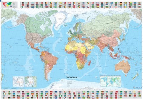 World Map  N/A edition cover