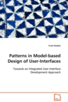 Patterns in Model-based Design of User-interfaces:   2008 edition cover