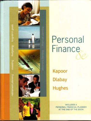Personal Finance 8th 2007 edition cover