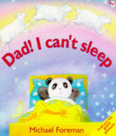 Dad! I Can't Sleep (Red Fox Picture Books) N/A edition cover