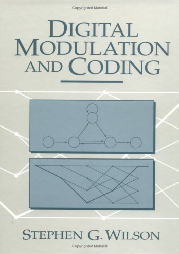 Digital Modulation and Coding   1996 edition cover