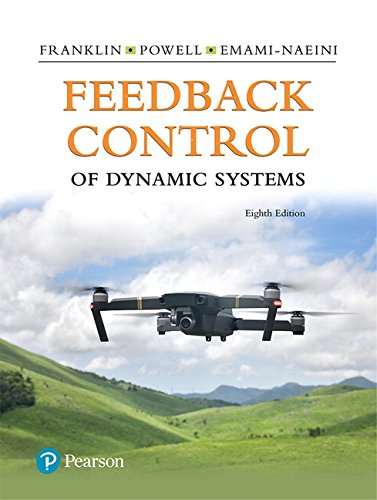 Feedback Control of Dynamic Systems:   2018 9780134685717 Front Cover