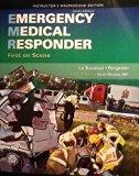 EMERGENCY MED.RESPONDER >INSTR N/A 9780135125717 Front Cover