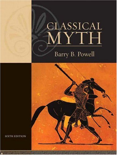 Classical Myth  6th 2009 edition cover