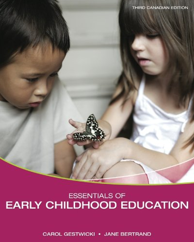 ESSENTIALS OF EARLY CHILD.ED.> 3rd 2008 edition cover
