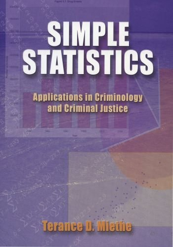 Simple Statistics Applications in Criminology and Criminal Justice N/A edition cover
