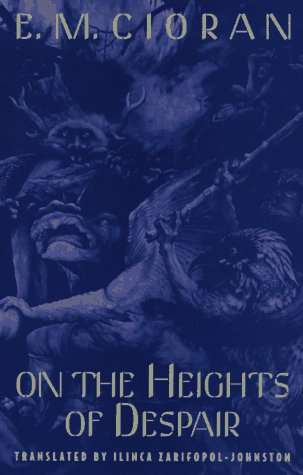 On the Heights of Despair   1996 (Reprint) 9780226106717 Front Cover