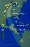 From Cuenca to Queens An Anthropological Story of Transnational Migration  2004 edition cover