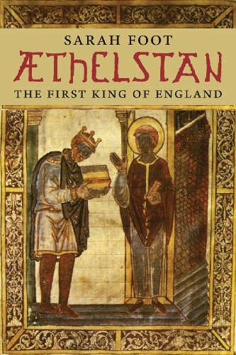 �thelstan The First King of England  2012 edition cover