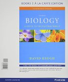 Biology A Guide to the Natural World Technology Update, Books a la Carte Edition 5th 2014 9780321948717 Front Cover