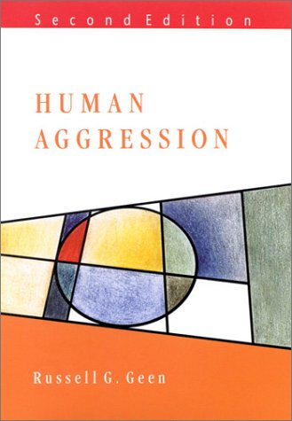 Human Aggression  2nd 2001 (Revised) 9780335204717 Front Cover