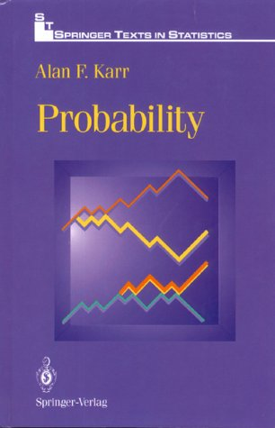 Probability   1993 9780387940717 Front Cover
