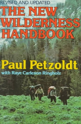 New Wilderness Handbook  2nd (Revised) edition cover
