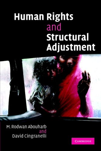 Human Rights and Structural Adjustment   2007 edition cover
