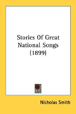 Stories of Great National Songs N/A edition cover