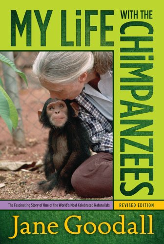 My Life with the Chimpanzees   1996 (Revised) edition cover