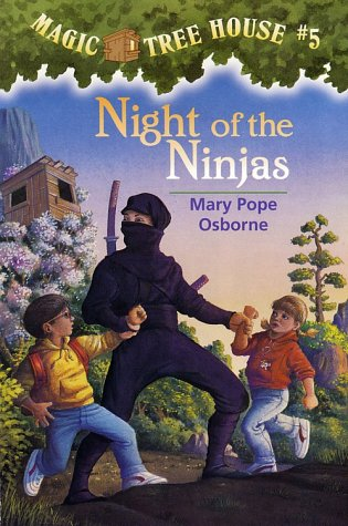 Night of the Ninjas   1995 edition cover