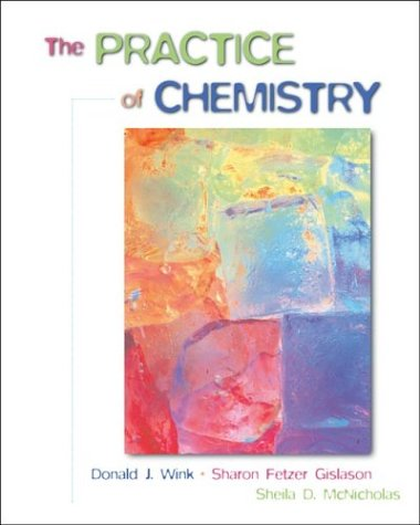 Practice of Chemistry   2004 9780716748717 Front Cover