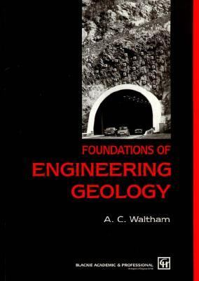 Foundations of Engineering Geology   1993 9780751400717 Front Cover