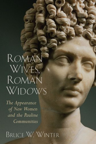 Roman Wives, Roman Widows The Appearance of New Women and the Pauline Communities  2003 edition cover