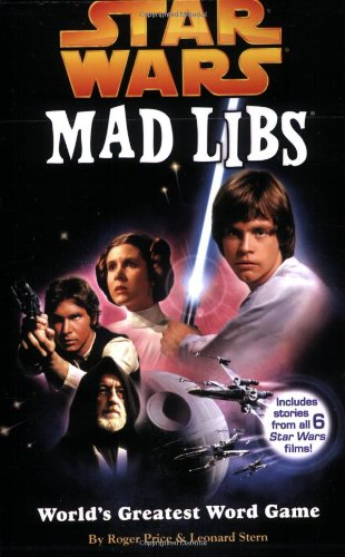 Star Wars Mad Libs  N/A edition cover