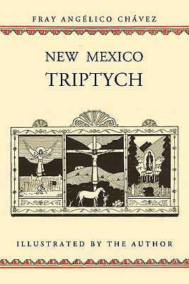 New Mexico Triptych   2010 edition cover