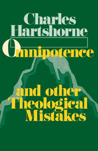 Omnipotence and Other Theological Mistakes  N/A edition cover
