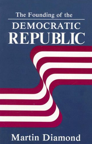 Founding of the Democratic Republic   1981 9780875812717 Front Cover