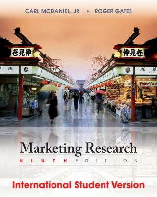 Marketing Research  9th 2012 9781118112717 Front Cover