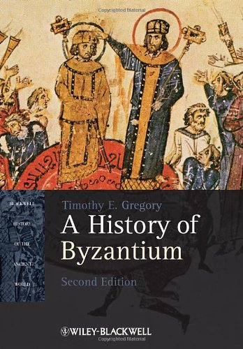 History of Byzantium  2nd 2010 edition cover