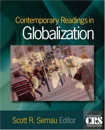 Contemporary Readings in Globalization   2008 edition cover